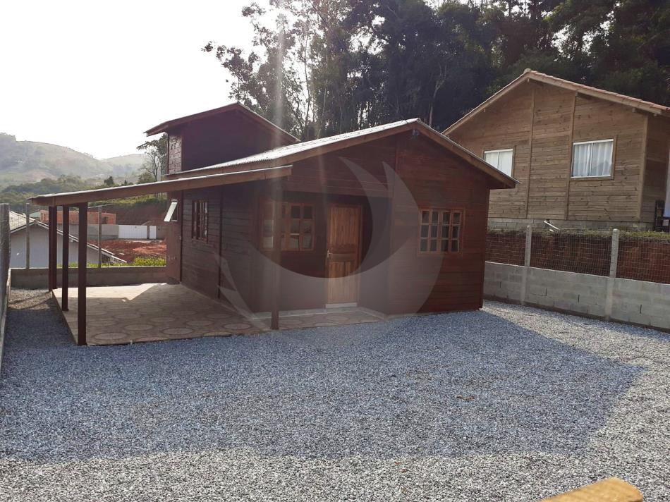 Casa Código 5113 para alugar no bairro São Sebastião na cidade de Palhoça Condominio