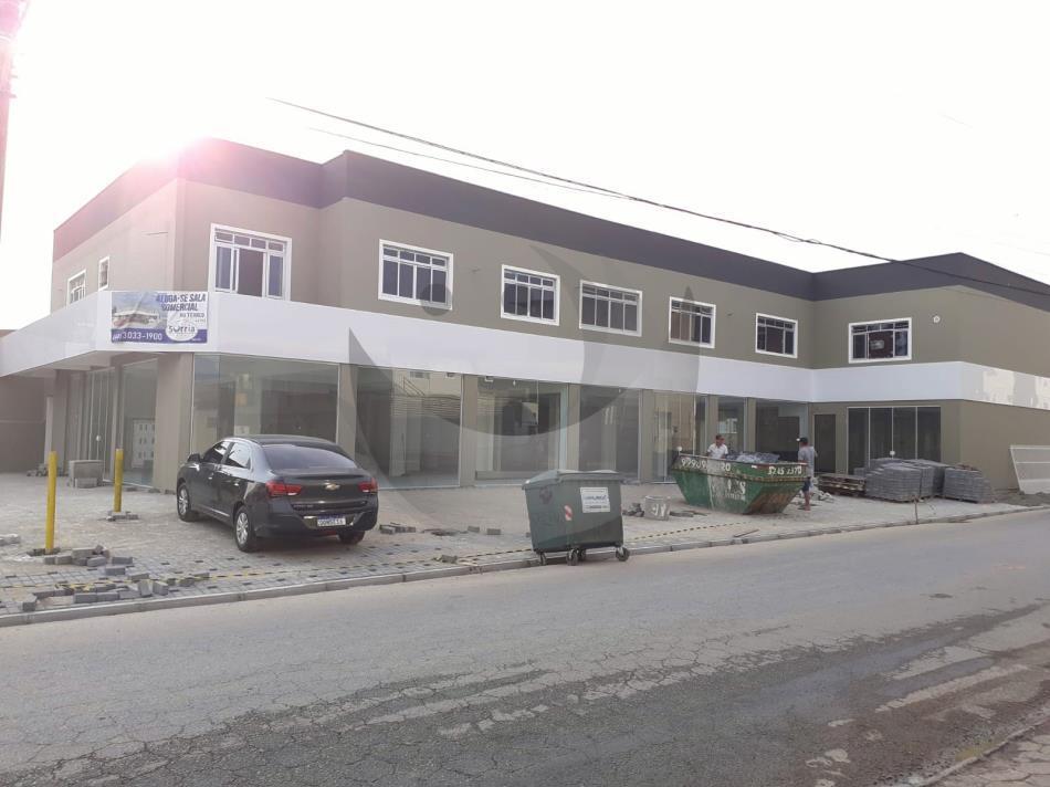Sala Código 5137 para alugar no bairro Caminho Novo na cidade de Palhoça Condominio