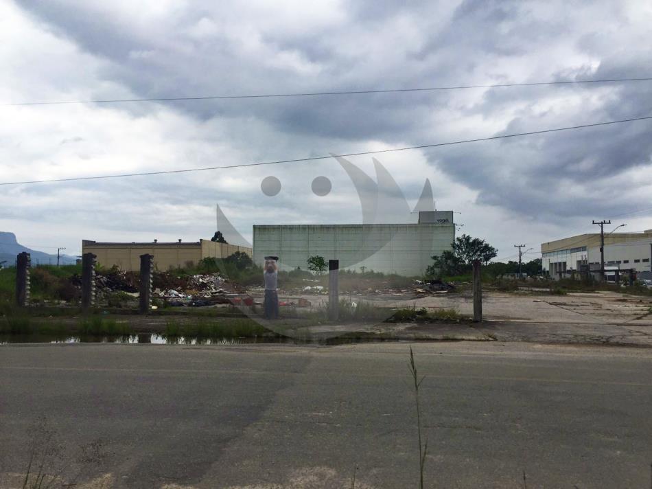 Terreno Código 5158 a Venda no bairro Pacheco na cidade de Palhoça Condominio firenze business