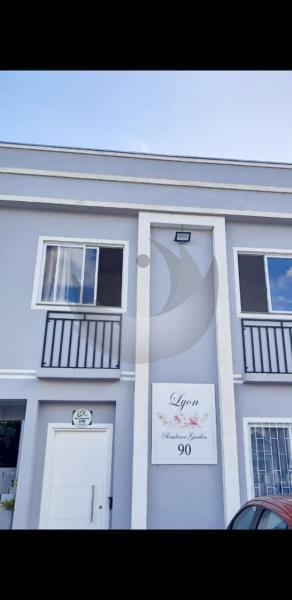 Apartamento Código 5169 a Venda no bairro Potecas na cidade de São José Condominio lyon residence garden