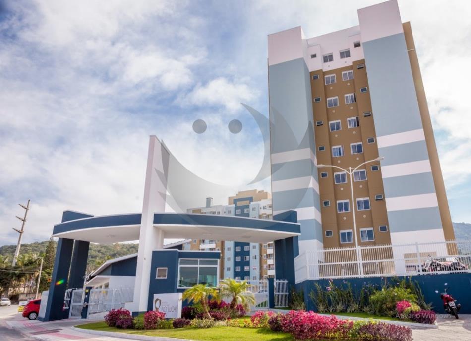Apartamento Código 5063 a Venda no bairro Pedra Branca na cidade de Palhoça Condominio residencial boulevard ivo luchi