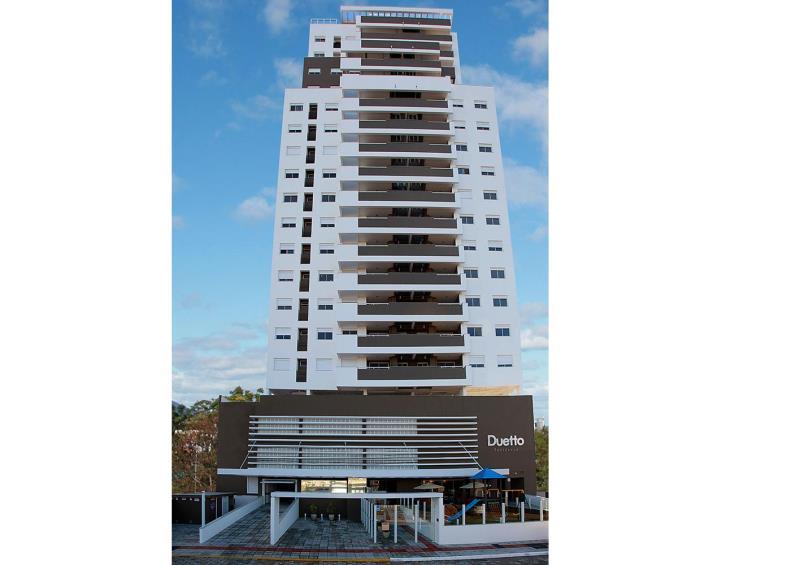 Apartamento Código 4490 a Venda no bairro Pagani na cidade de Palhoça Condominio duetto residence e office