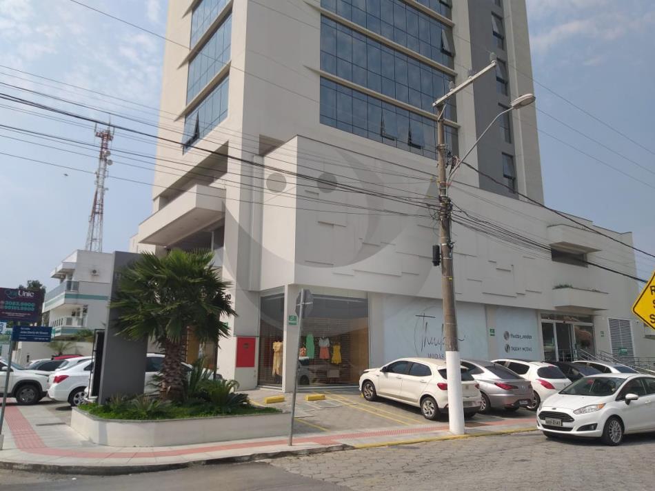 Sala Código 4739 a Venda no bairro Centro na cidade de Palhoça Condominio hogar corporate