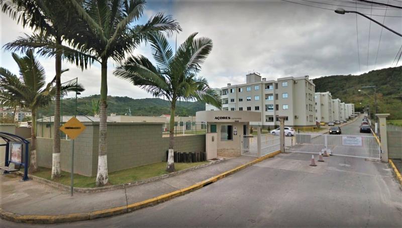 Apartamento Código 4391 a Venda no bairro Fundos na cidade de Biguaçu Condominio residencial açores