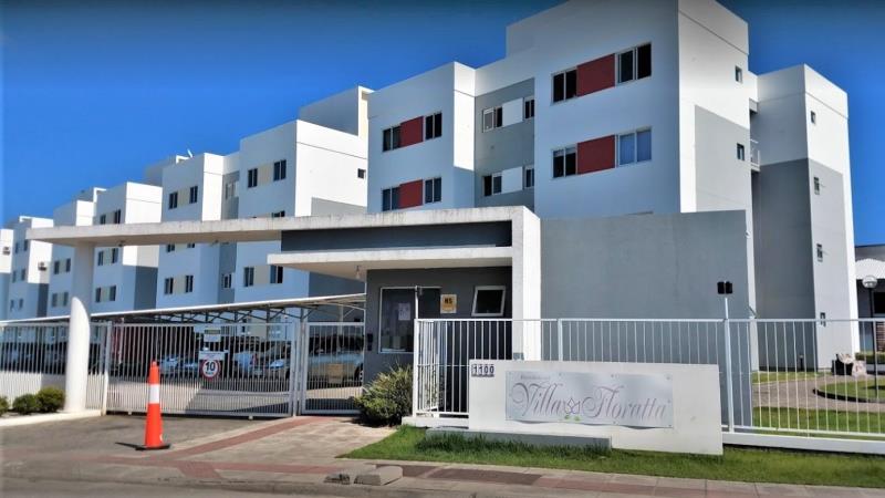 Apartamento Código 4536 para alugar no bairro Guarda do Cubatão na cidade de Palhoça Condominio residencial villa floratta