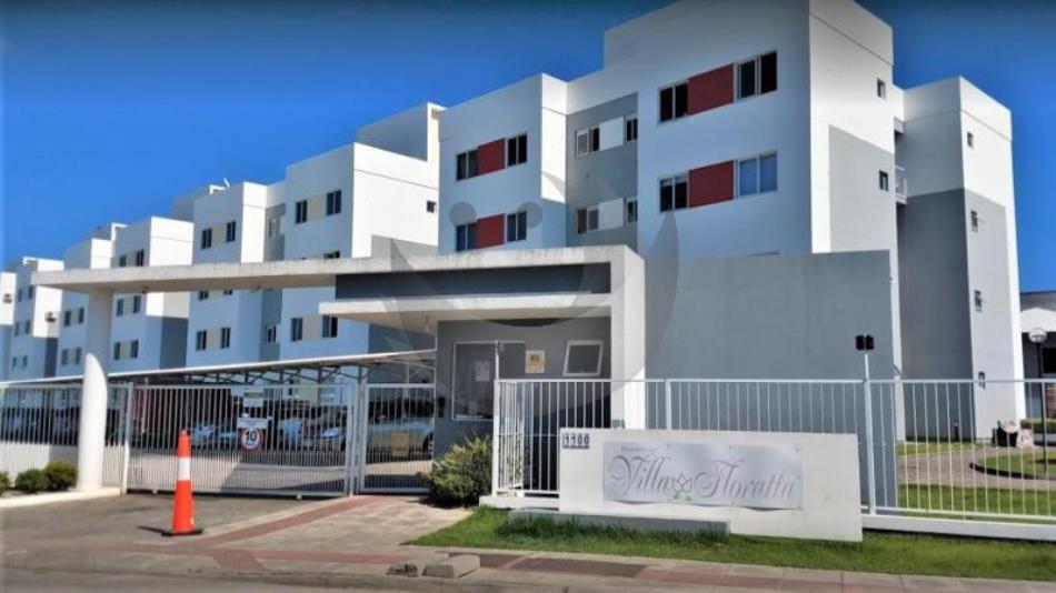 Apartamento Código 4808 a Venda no bairro Guarda do Cubatão na cidade de Palhoça Condominio residencial villa floratta