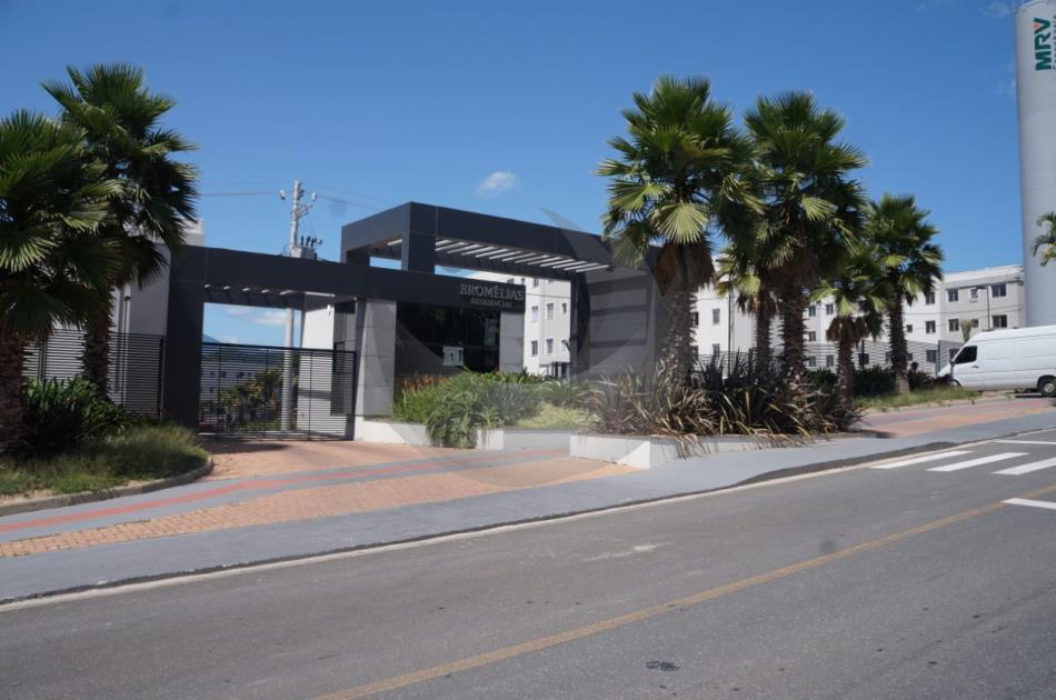 Apartamento Código 4757 a Venda no bairro Bela Vista na cidade de Palhoça Condominio residencial bromélias
