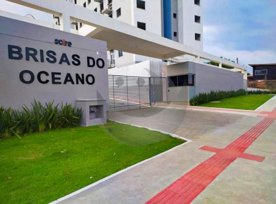 Apartamento Código 4823 a Venda no bairro Praia de Fora na cidade de Palhoça Condominio brisas do oceano