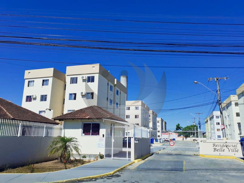 Apartamento Código 4859 a Venda no bairro Barra do Aririú na cidade de Palhoça Condominio residencial belle ville