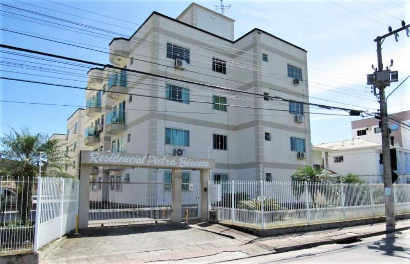Apartamento Código 4542 para alugar no bairro São Sebastião na cidade de Palhoça Condominio residencial pietra bianca