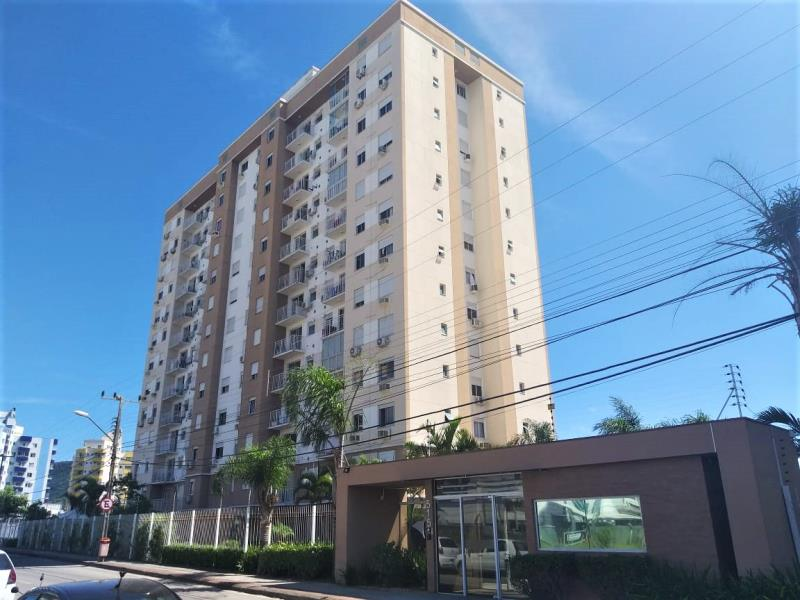 Apartamento Código 4545 a Venda no bairro Pagani na cidade de Palhoça Condominio edifício vivare grand club