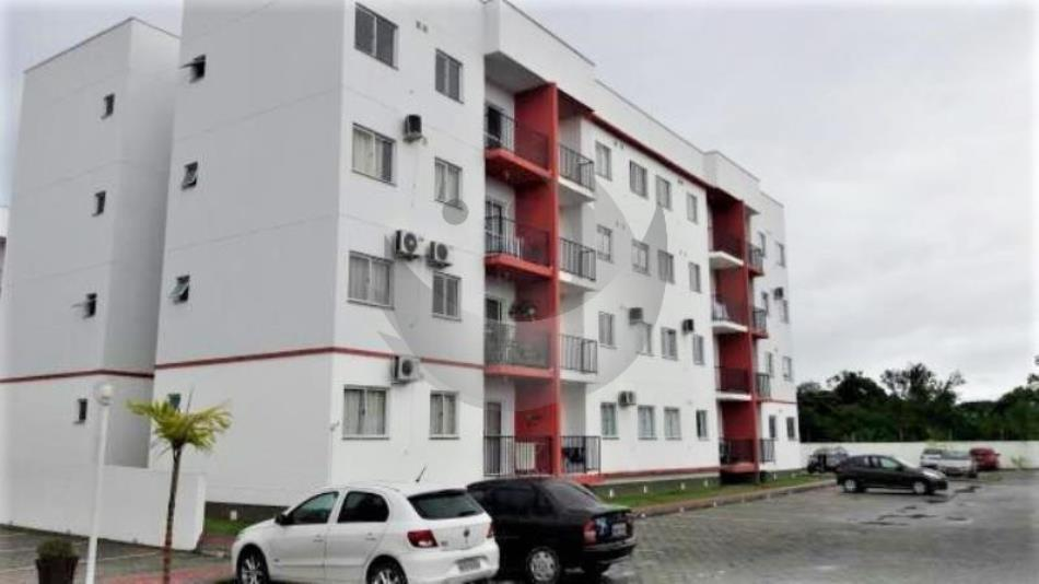 Apartamento Código 4742 para alugar no bairro Aririu na cidade de Palhoça Condominio residencial santorini