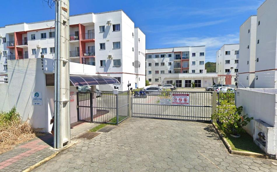 Apartamento Código 5172 para alugar no bairro Aririu na cidade de Palhoça Condominio residencial santorini