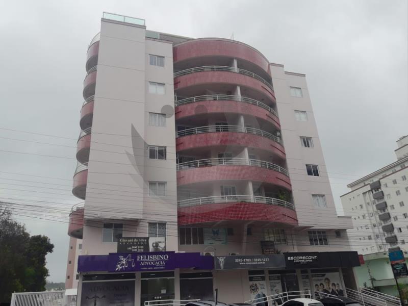 Apartamento Código 5162 para alugar no bairro Centro na cidade de Santo Amaro da Imperatriz Condominio residencial elmo