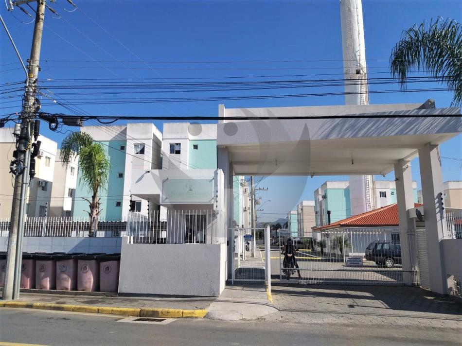 Apartamento Código 4652 para alugar no bairro Guarda do Cubatão na cidade de Palhoça Condominio residencial recanto da guarda