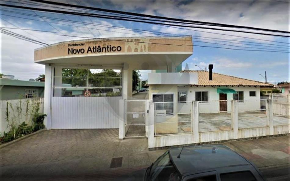 Apartamento Código 4563 para alugar no bairro Barra do Aririú na cidade de Palhoça Condominio residencial novo atlantico