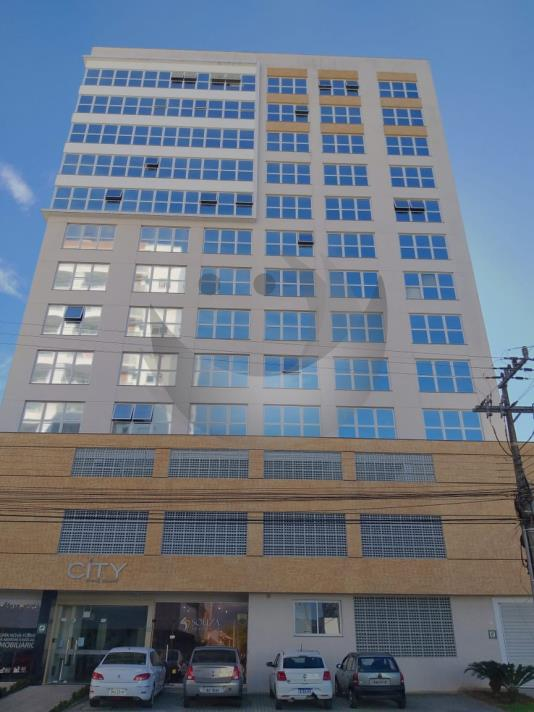 Sala Código 4624 para alugar no bairro Pagani na cidade de Palhoça Condominio comercial city office square
