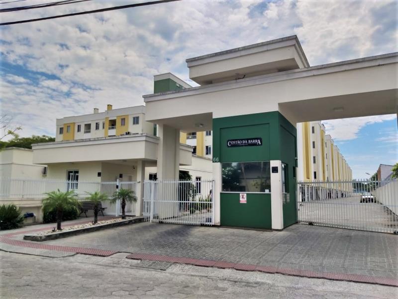 Apartamento Código 4493 para alugar no bairro Barra do Aririú na cidade de Palhoça Condominio residencial costão da barra