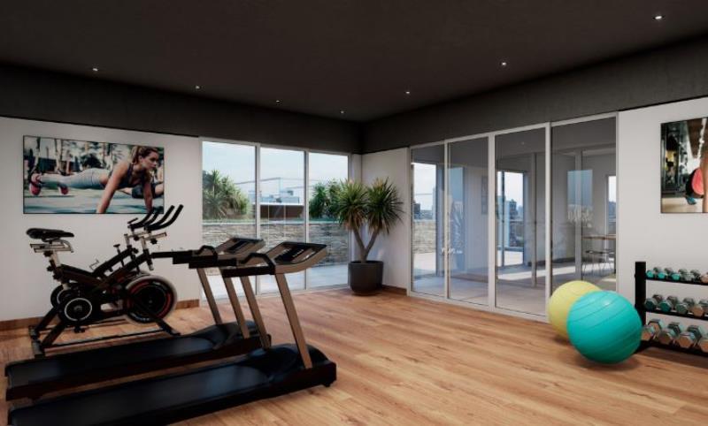 14. Espaço Fitness