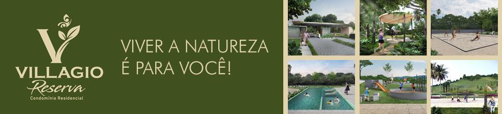 Villagio Reserva Lazer e Natureza juntos num mesmo lugar !!!