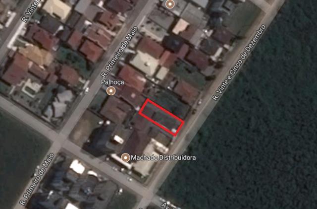 Terreno Codigo 3560a Venda no bairro Centro na cidade de Palhoça