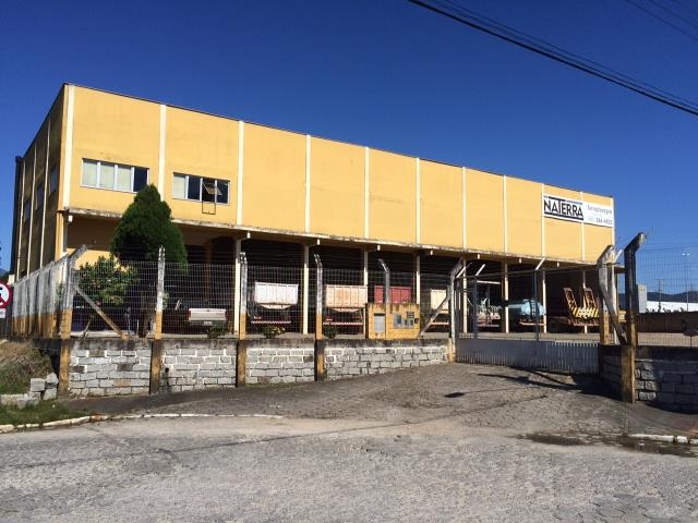 Galpão Codigo 3565a Venda no bairro Centro na cidade de Palhoça