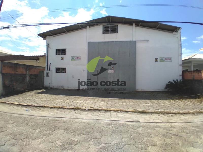 Galpão Codigo 3717 para alugar no bairro Aririu na cidade de Palhoça Condominio
