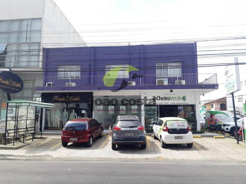 Loja Codigo 3739 para alugar no bairro Centro na cidade de Palhoça Condominio edifício martins
