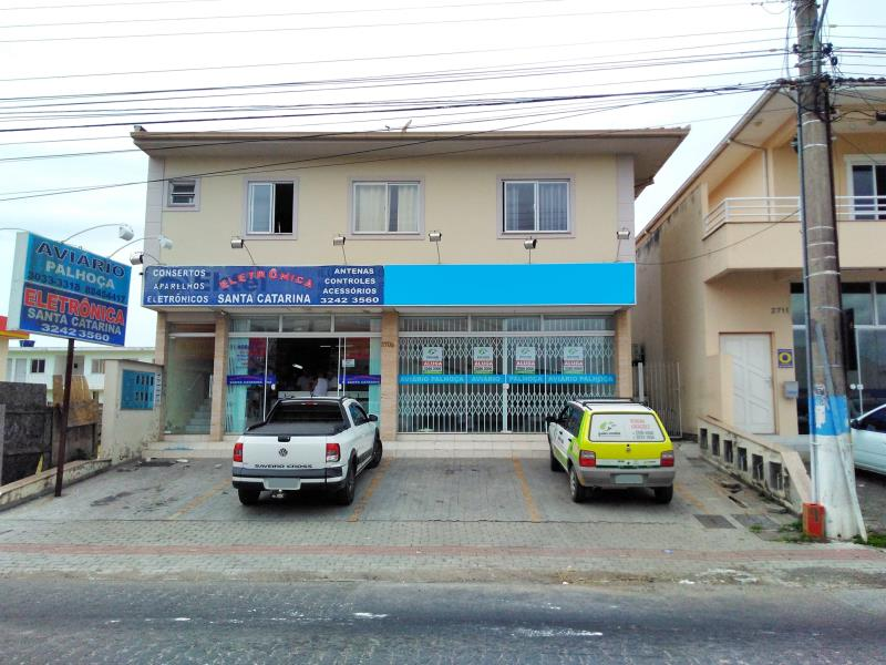 Loja Codigo 3946a Venda no bairro Centro na cidade de Palhoça