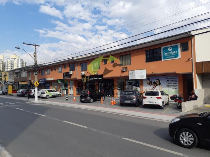 Sala Codigo 1291a Venda no bairro Centro na cidade de Palhoça