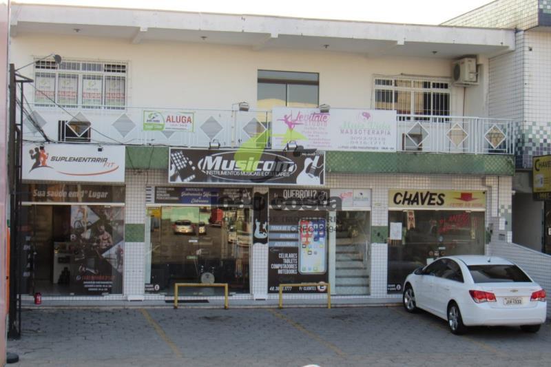 Sala Codigo 112a Venda no bairro Centro na cidade de Palhoça