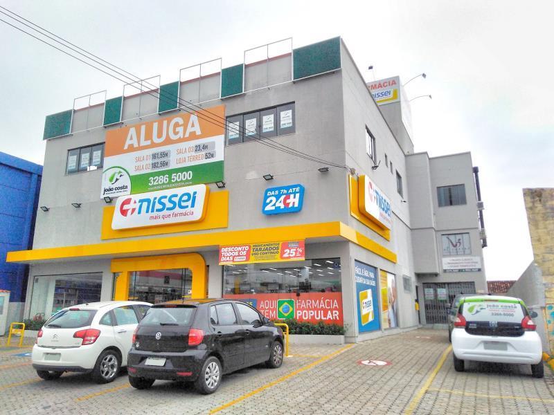 Sala Codigo 4071a Venda no bairro Centro na cidade de Palhoça