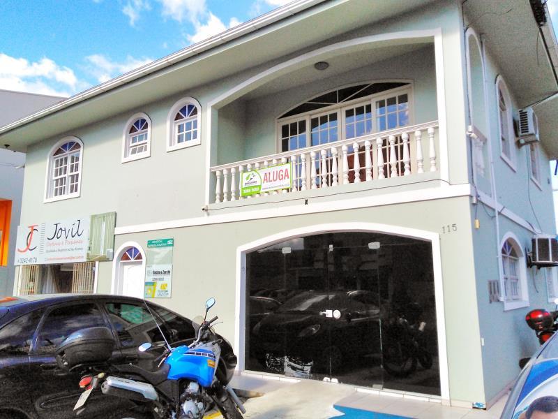 Sala Codigo 4091a Venda no bairro Centro na cidade de Palhoça