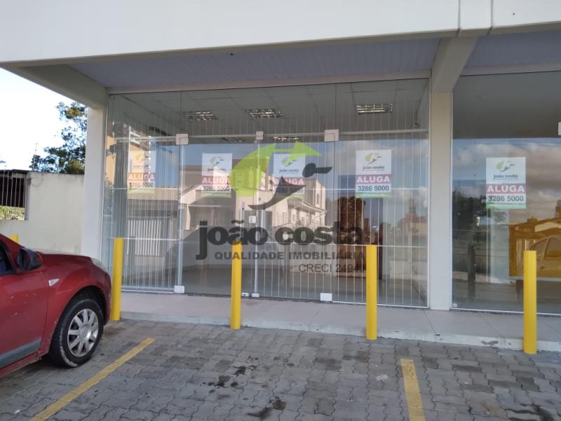 Loja Codigo 4130 para alugar no bairro Centro na cidade de Palhoça Condominio