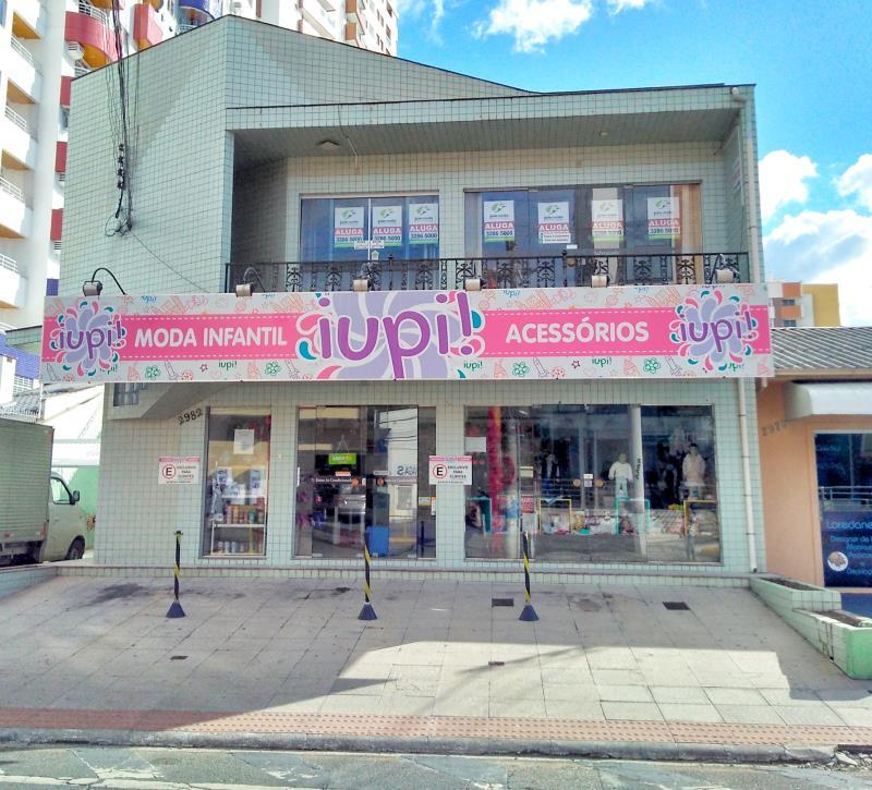 Sala Codigo 4250 para alugar no bairro Centro na cidade de Palhoça Condominio