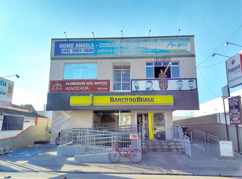 Sala Codigo 4253a Venda no bairro Centro na cidade de Palhoça