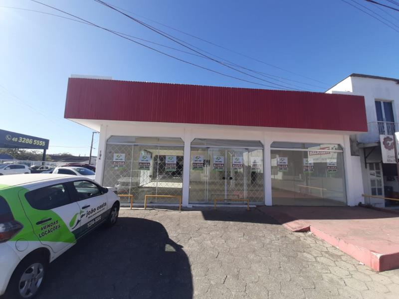 Loja Codigo 4283a Venda no bairro Centro na cidade de Palhoça