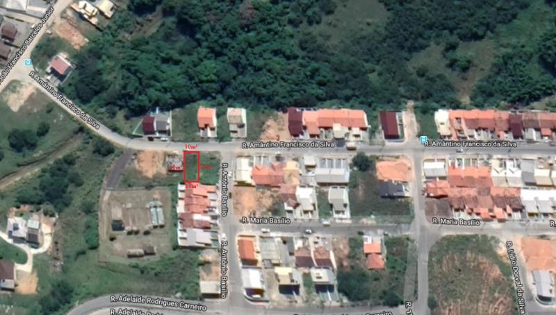 Terreno Codigo 4349a Venda no bairro Bela Vista na cidade de Palhoça