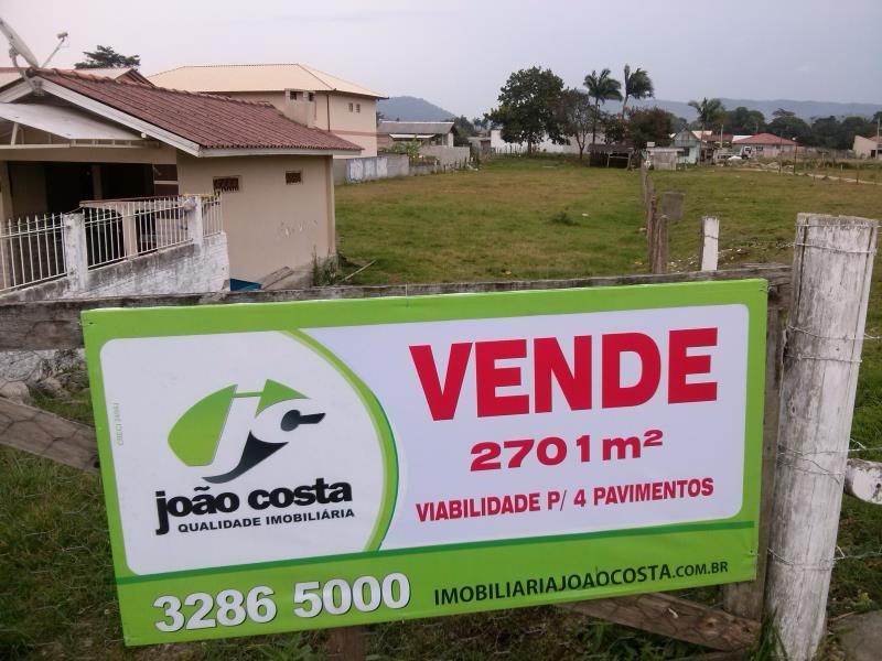Terreno Codigo 4352a Venda no bairro Pacheco na cidade de Palhoça