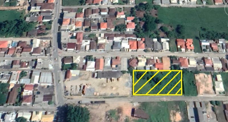 Terreno Codigo 4368a Venda no bairro Aririu na cidade de Palhoça