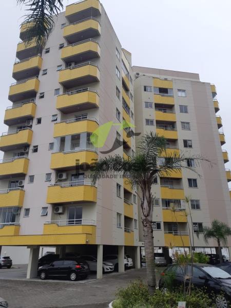 Apartamento Codigo 1671 para alugar no bairro Pagani na cidade de Palhoça Condominio  residencial vila italia