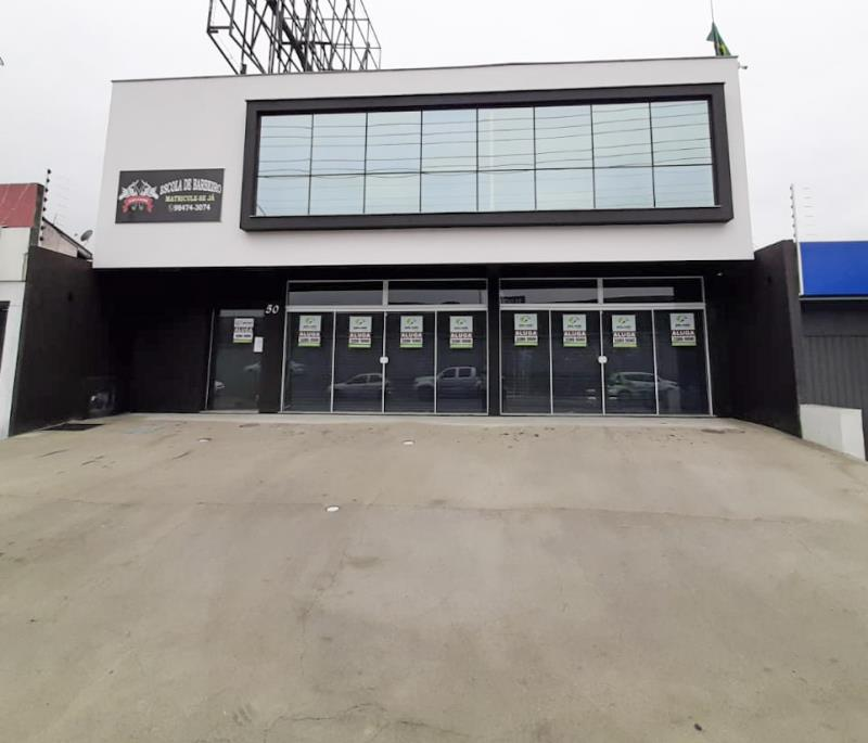 Loja Codigo 4467 para alugar no bairro Centro na cidade de Palhoça Condominio