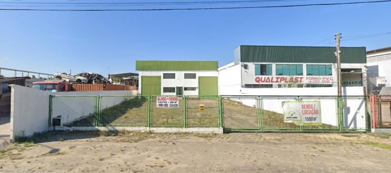 Galpão Codigo 4480 a Venda no bairro Distrito Industrial na cidade de São José Condominio