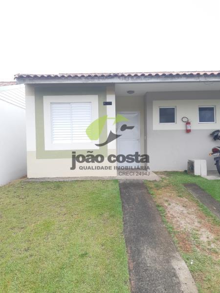 Casa Codigo 4539 para alugar no bairro Bela Vista na cidade de Palhoça Condominio moradas de palhoça ii