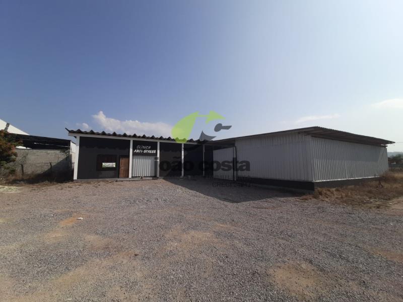Galpão Codigo 4540a Venda no bairro Aririu na cidade de Palhoça