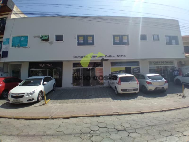 Sala Codigo 4574a Venda no bairro Centro na cidade de Palhoça