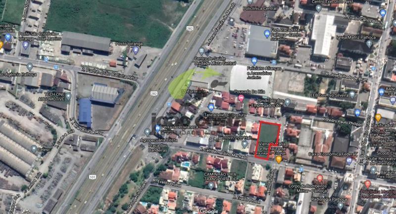 Loja Codigo 4579a Venda no bairro Centro na cidade de Palhoça
