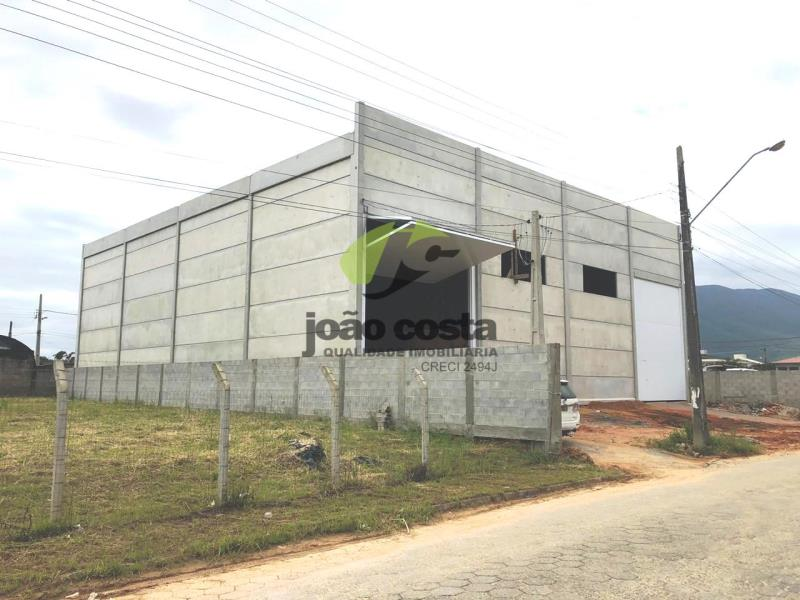 Galpão Codigo 4621 para alugar no bairro Aririu na cidade de Palhoça Condominio