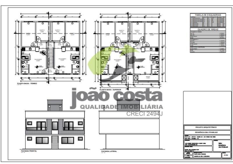 Apartamento Codigo 4631a Venda no bairro Bela Vista na cidade de Palhoça