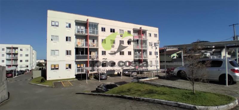 Apartamento Codigo 4641 a Venda no bairro São Sebastião na cidade de Palhoça Condominio residencial flores da colina